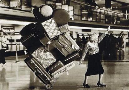 O que Levar em Uma Mudança malas viagens avião lembranças