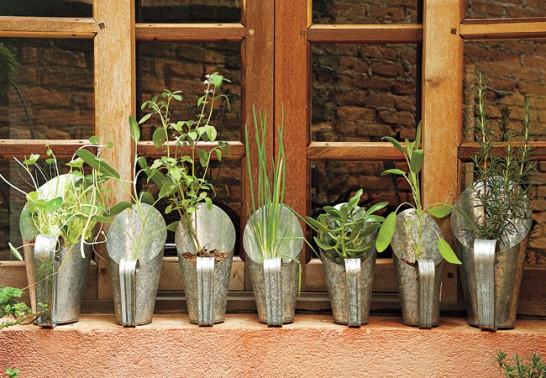 Como Decorar seu Jardim criatividade materiais simples casa